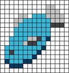 Alpha pattern #69791