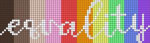 Alpha pattern #69792