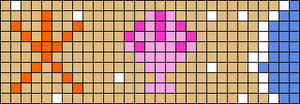 Alpha pattern #69793