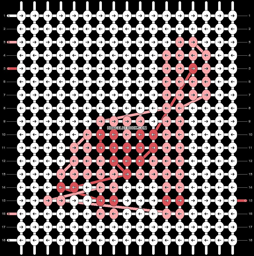 Alpha pattern #69794 pattern
