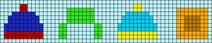 Alpha pattern #69796