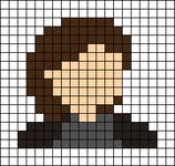 Alpha pattern #69805