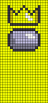 Alpha pattern #69808