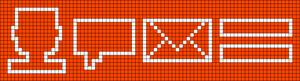 Alpha pattern #69828