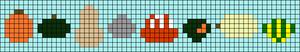 Alpha pattern #69833