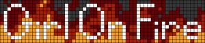 Alpha pattern #69838