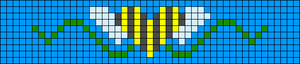 Alpha pattern #69846