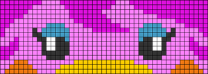 Alpha pattern #69850