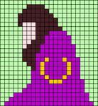 Alpha pattern #69856