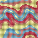 Alpha pattern #69857