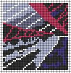 Alpha pattern #69872