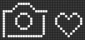 Alpha pattern #69873
