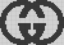 Alpha pattern #69877