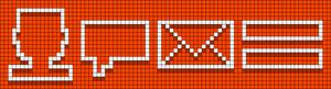 Alpha pattern #69882