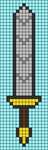 Alpha pattern #69907