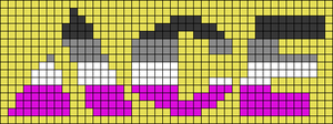 Alpha pattern #69916