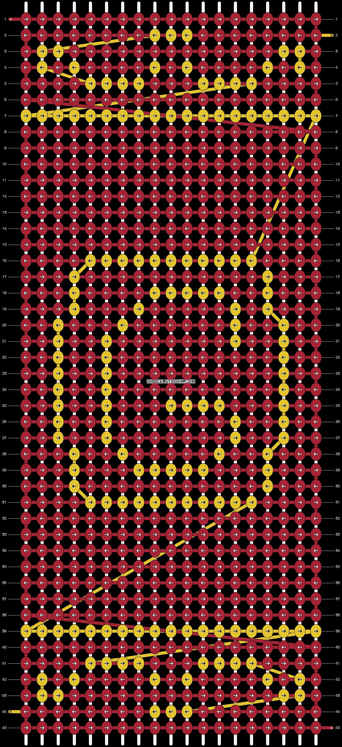 Alpha pattern #69918 pattern