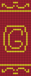 Alpha pattern #69918