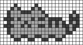 Alpha pattern #69920