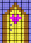 Alpha pattern #69921