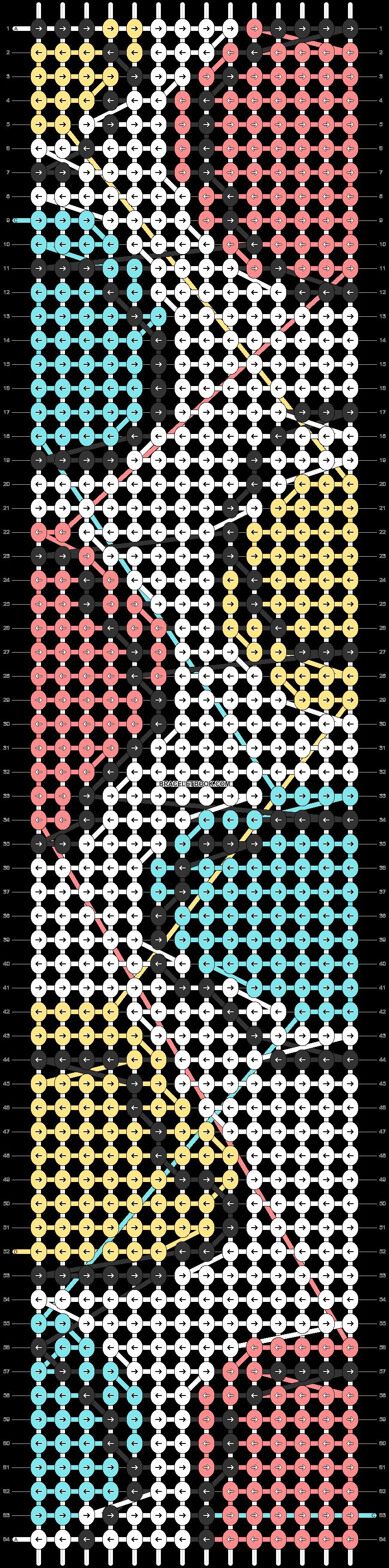 Alpha pattern #69924 pattern