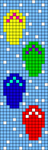 Alpha pattern #69925