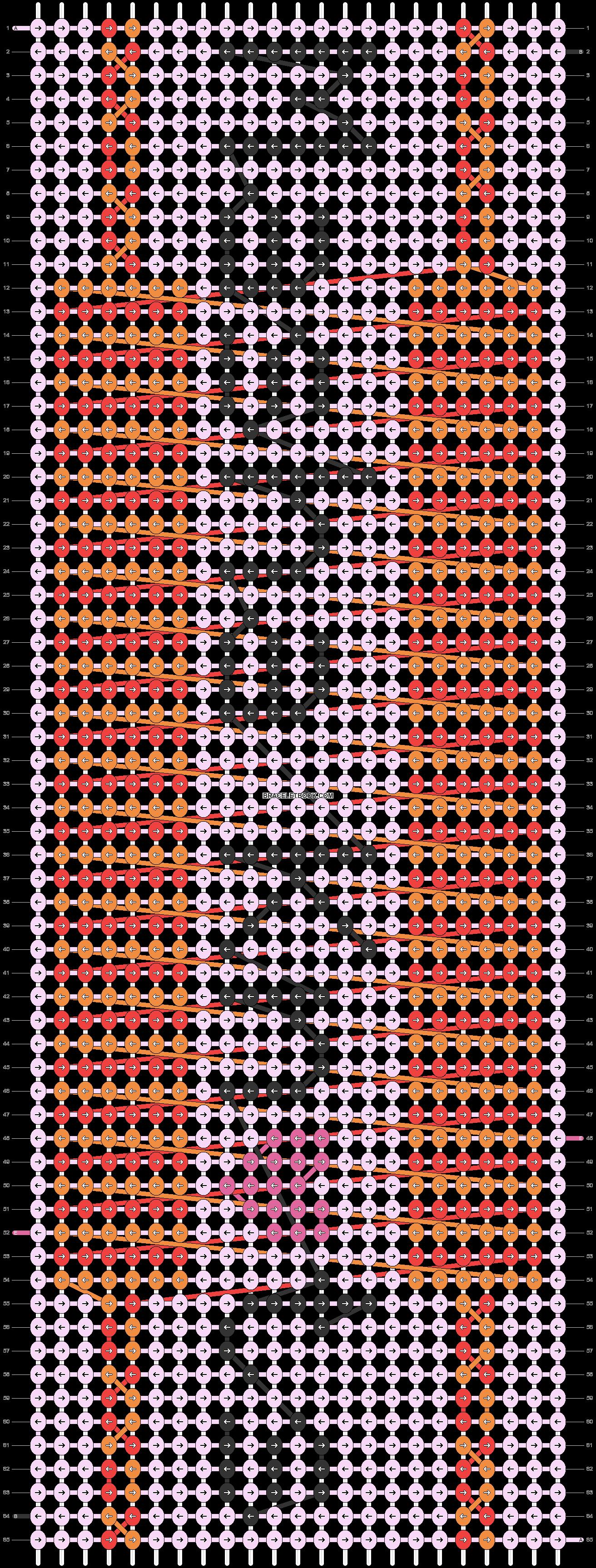 Alpha pattern #69926 pattern