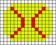 Alpha pattern #69941