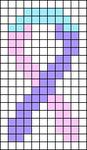 Alpha pattern #69960
