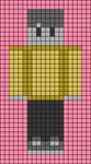 Alpha pattern #69962