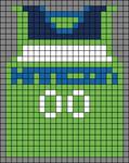 Alpha pattern #69975