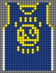 Alpha pattern #69979