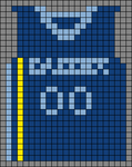 Alpha pattern #69986