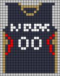 Alpha pattern #69987