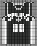 Alpha pattern #69988