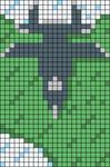 Alpha pattern #69993