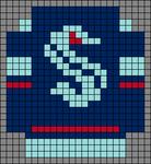 Alpha pattern #69997