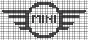 Alpha pattern #70000