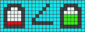 Alpha pattern #70011
