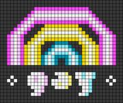 Alpha pattern #70019
