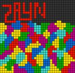 Alpha pattern #70029