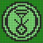 Alpha pattern #70037