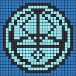 Alpha pattern #70038
