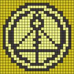 Alpha pattern #70039