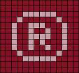 Alpha pattern #70045