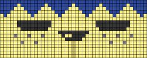 Alpha pattern #70052