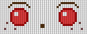 Alpha pattern #70058