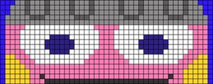 Alpha pattern #70064