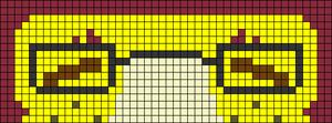 Alpha pattern #70075