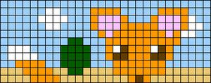Alpha pattern #70076